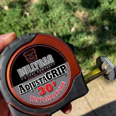 BB&TC AdjustaGRIP 30′ Tape Measure