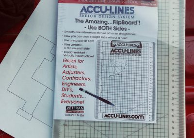 Accu-Lines Graph Side w Package