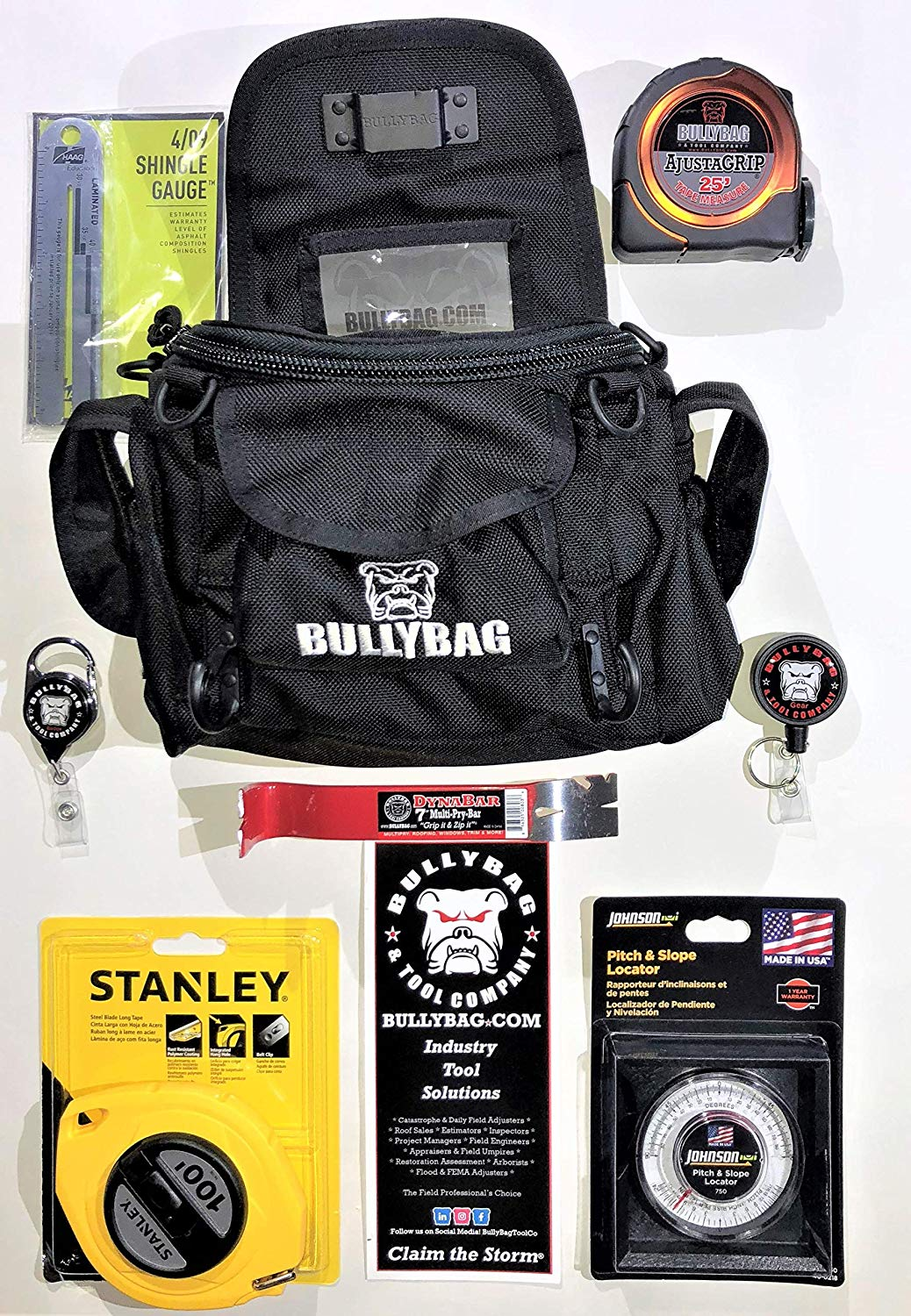 BULLYBAG 8-Pack COMBO – Your Total Field Package