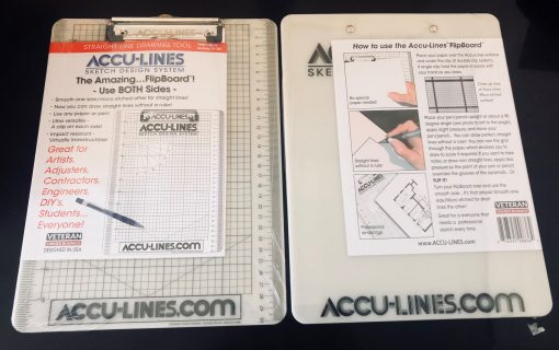 Accu-Line - Single Clip on Accu-Lines side only